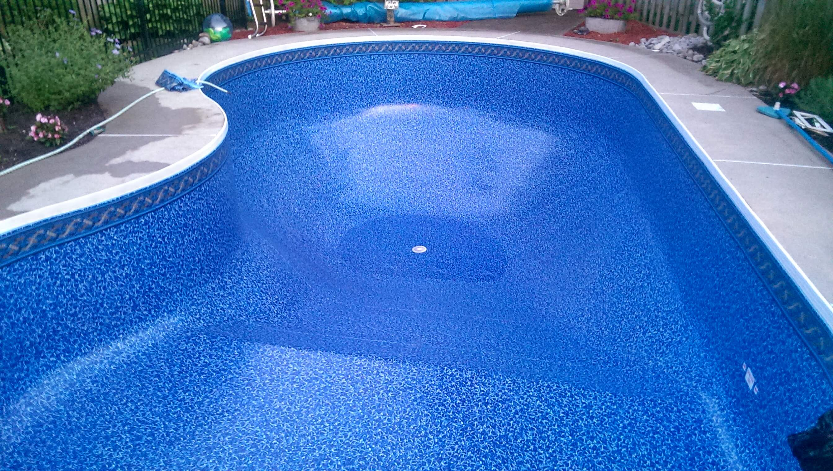 Swimming Pool Liners Pickering Ajax Whitby Oshawa Crystal Clear Pool Services